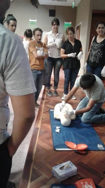 Reanimación Cardiopulmonar (RCP) 05