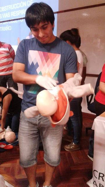 Reanimación Cardiopulmonar (RCP) 07